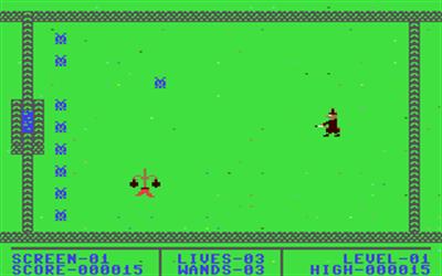 The Sorcerer's Apprentice - Screenshot - Gameplay