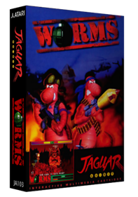 Worms - Box - 3D