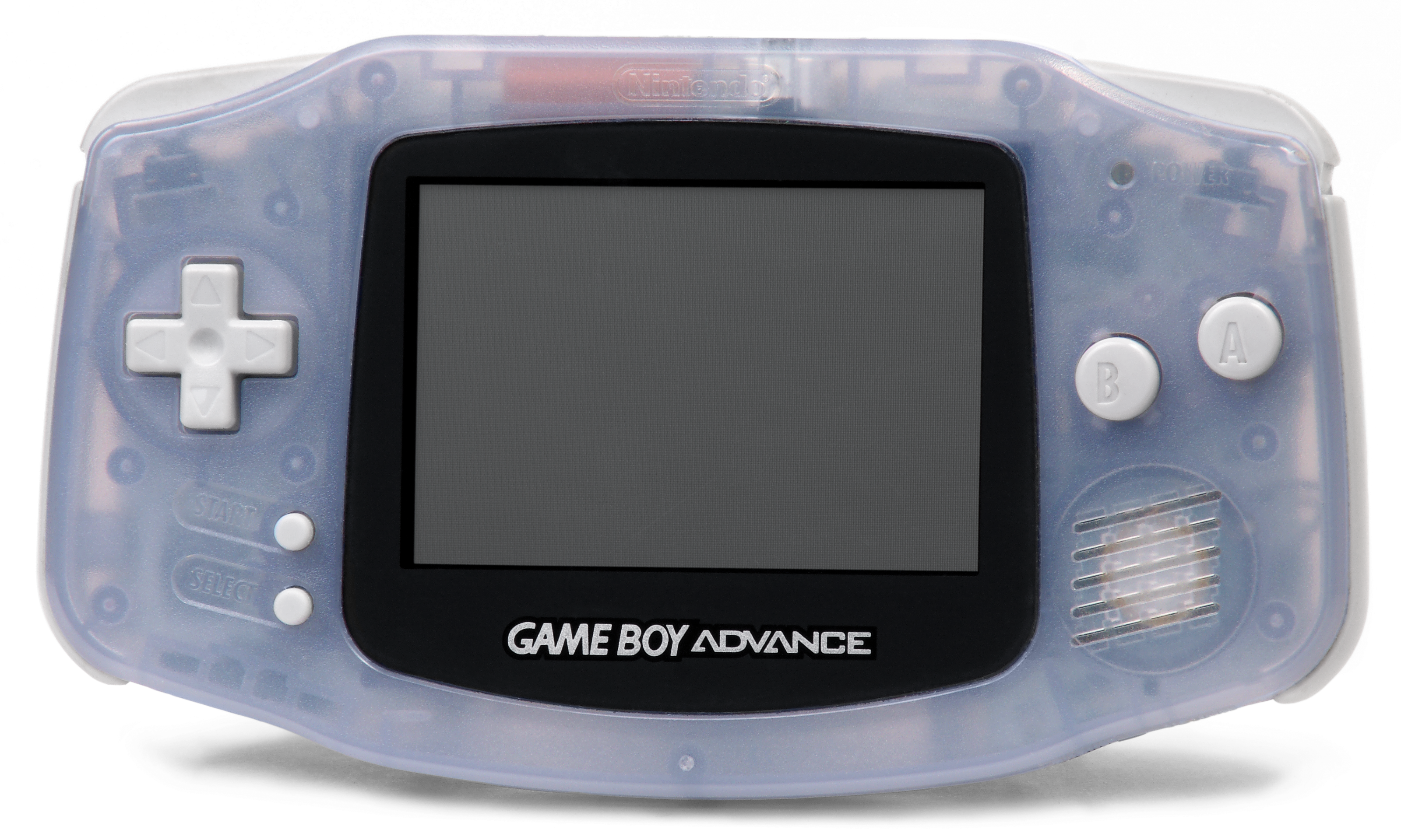 Ice Blue Gameboy Color -