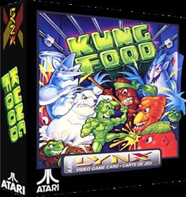 Kung Food - Box - 3D