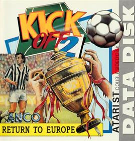 Kick Off 2: Return to Europe