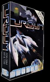Uridium - Box - 3D