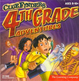 The ClueFinders 4th Grade Adventures: Puzzle of the Pyramid
