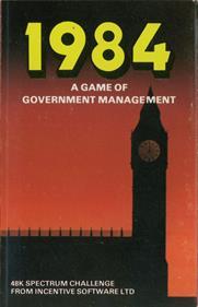 1984 - Box - Front