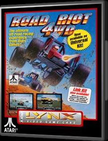 Road Riot 4WD - Box - 3D