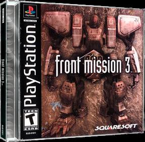 Front Mission 3 - Box - 3D