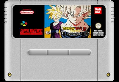 Dragon Ball Z: Super Butouden 2 - Fanart - Cart - Front