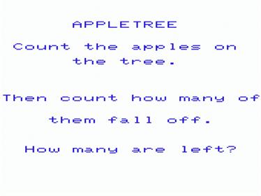 Birds & Apple Tree - Screenshot - Game Title
