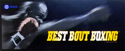 Best Bout Boxing - Arcade - Marquee