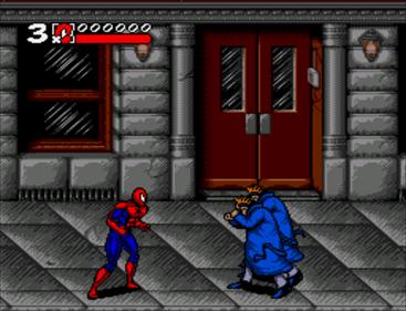 Spider-Man • Venom: Maximum Carnage - Screenshot - Gameplay