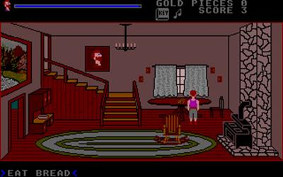 The Adventures of Maddog Williams in the Dungeons of Duridian - Screenshot - Gameplay