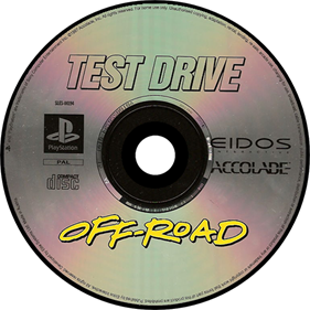 Test Drive: Off-Road - Disc