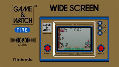 Fire (Wide Screen)
