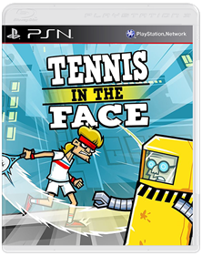 Tennis in the Face - Box - Front - Reconstructed