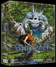 Summoner - Box - 3D