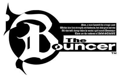 The Bouncer - Clear Logo