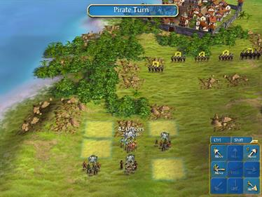 Sid Meier's Pirates! - Screenshot - Gameplay