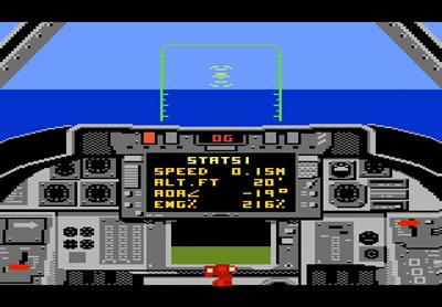 Tomcat: The F-14 Fighter Simulator - Screenshot - Gameplay