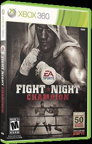 Fight Night  Champion - Box - 3D