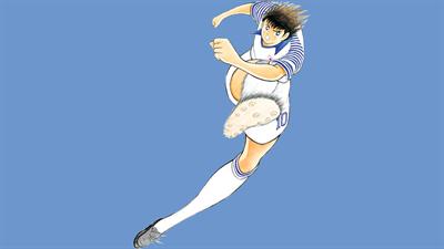 Captain Tsubasa V: Hasha no Shougou Campione - Fanart - Background