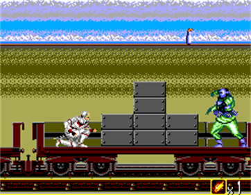 Shadow Dancer: The Secret of Shinobi - Screenshot - Gameplay
