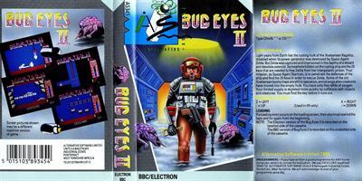 Bug Eyes II - Fanart - Box - Front