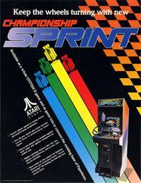 Championship Sprint