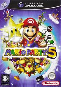 Mario Party 5 - Box - Front