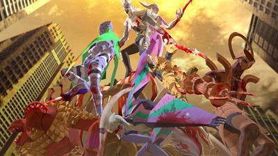 Shin Megami Tensei: Digital Devil Saga 2 - Fanart - Background