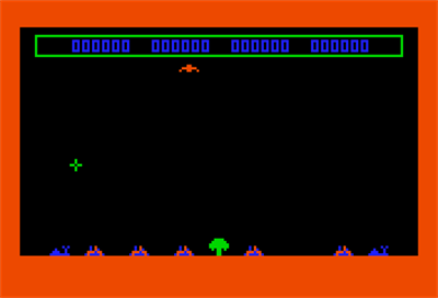ICBM Attack - Screenshot - Gameplay