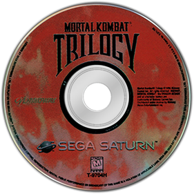 Mortal Kombat Trilogy - Disc