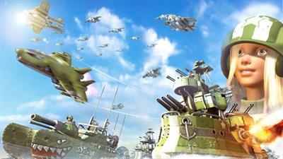 Battalion Wars 2 - Fanart - Background