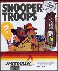 Snooper Troops Case 1: The Granite Point Ghost