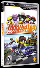 ModNation Racers - Box - 3D