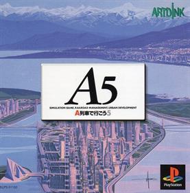 A5: A Ressha de Ikou 5