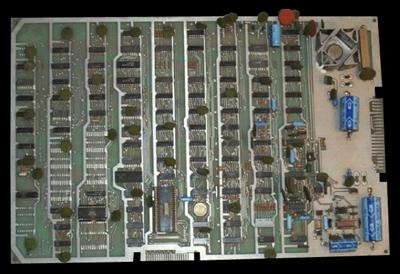 Destroyer - Arcade - Circuit Board