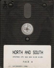 North & South - Disc