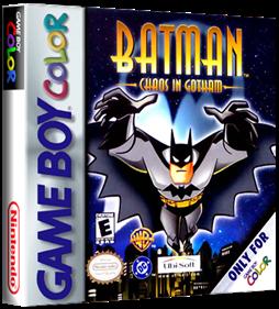 Batman: Chaos in Gotham - Box - 3D