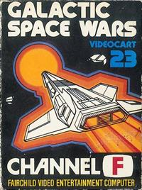Videocart-23: Galactic Space Wars