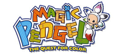 Magic Pengel: The Quest for Color - Clear Logo
