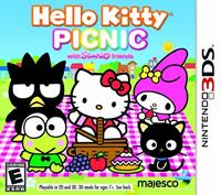 Hello Kitty: Picnic with Sanrio Friends