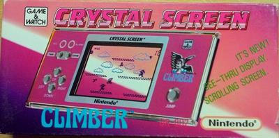 Climber (Crystal Screen)