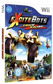ExciteBots: Trick Racing - Box - 3D