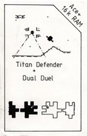 Titan Defender + Dual Duel
