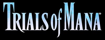 Trials of Mana - Clear Logo
