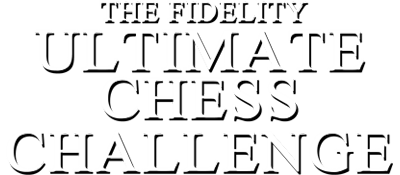The Fidelity: Ultimate Chess Challenge - Clear Logo