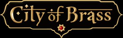 City of Brass - Clear Logo