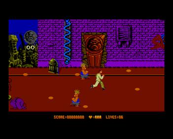Cool World - Screenshot - Gameplay