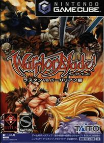 Warrior Blade: Rastan vs. Barbarian