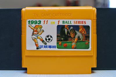 11-in-1 Ball Games